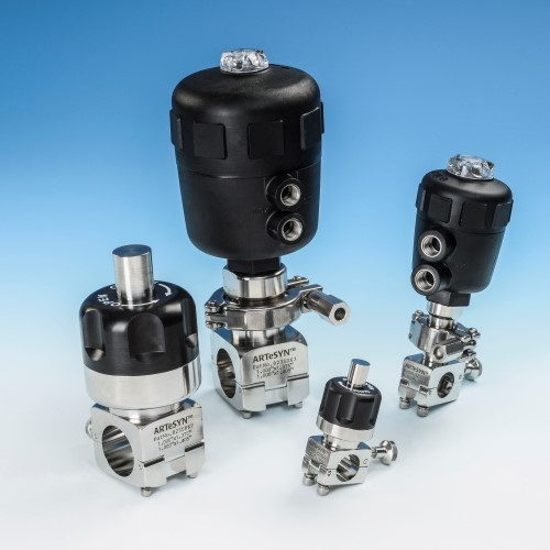 ARTeSYN♦ Pinch Valves product photo